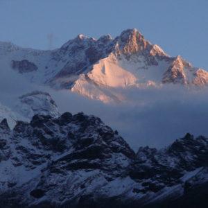 Chilean Climber Missing on Kangchenjunga