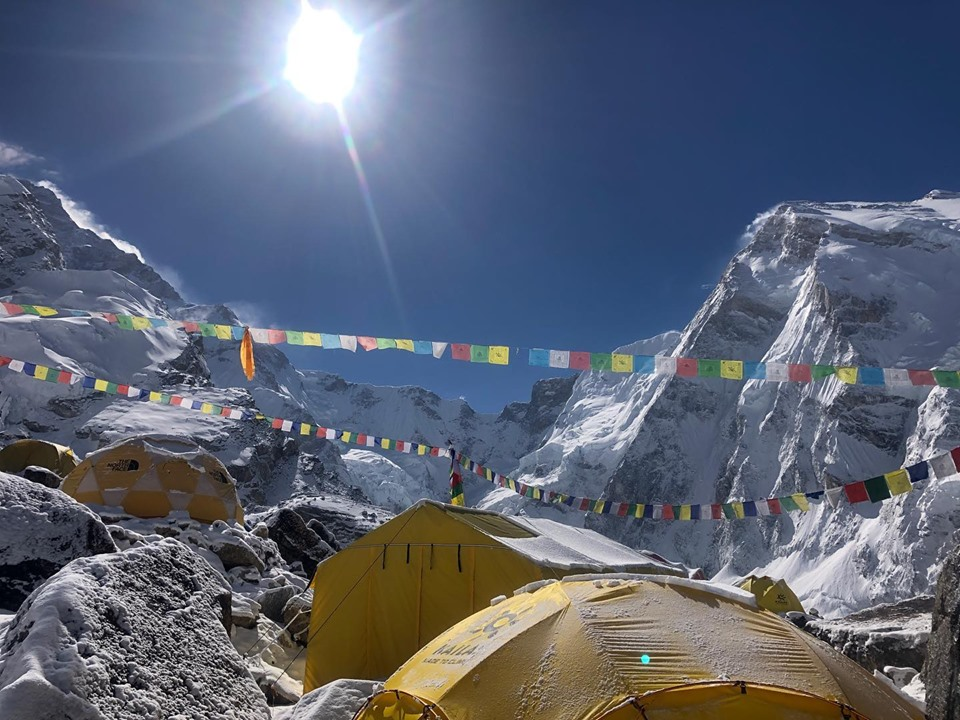 Kangchenjunga Base Camp. Image by 7Summits treks.