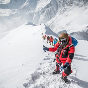 A Guide's Perspective on Everest