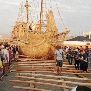 Reed Raft Reaches Tahiti