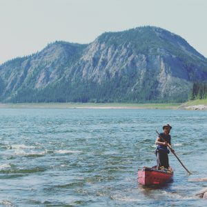Canoeing the Long Labrador Trail
