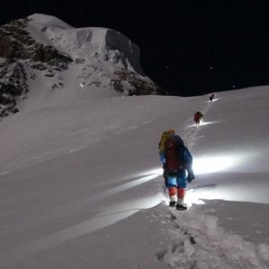 Nail-Biting Time: K2 Climbers Head For Summit