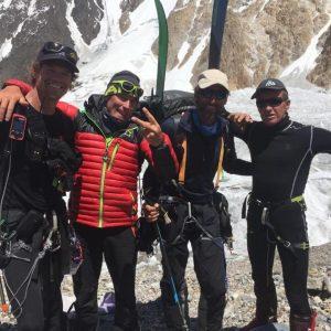 Gasherbrum VII: Urubko to the Rescue, Again
