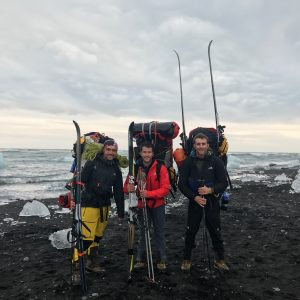 The River of The Trembling Spirit – An Unsupported Crossing of Iceland By Ski, Packraft and on Foot