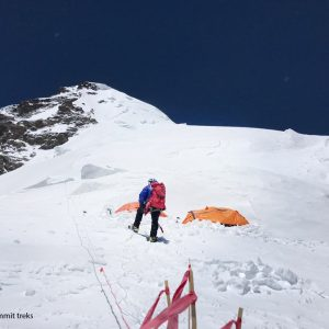 "Breaking: Mingote Summits GII, ""Parasites"" on K2"