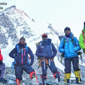 Latest Update: K2 Summits!