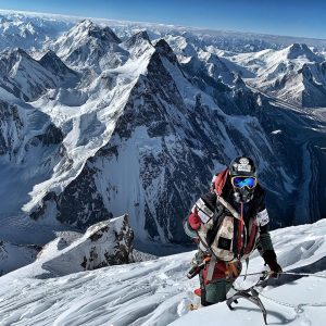 K2 Summit Tally Spikes From Zero to 24