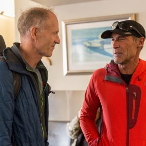 Ousland and Horn Ready For Arctic Ocean Crossing