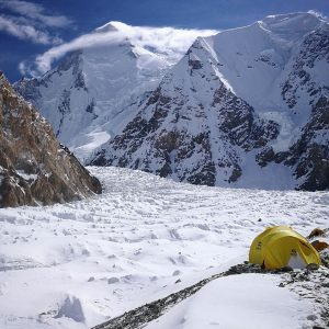 Climate Change and Mountain Risk