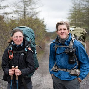 Trans-Canada Trail Hikers: 1,300Km Down, 23,000 to Go