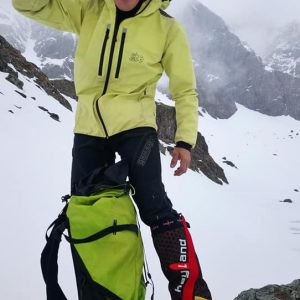 Updated: How Urubko Nailed His New Route on Gasherbrum II