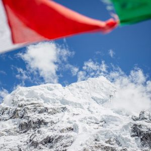 A Close Call on Dhaulagiri, Everest Wait Continues