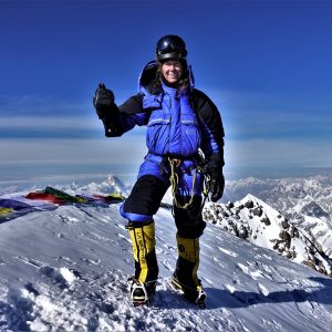 Interview: Anja Blacha on Skiing to the South Pole