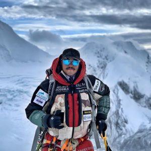 Breaking: Purja Summits Shishapangma