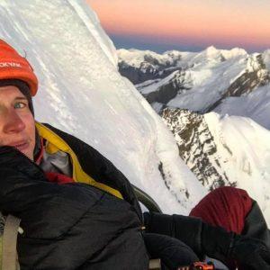 Kobusch Climbs Virgin 6,000'er in Nepal