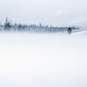 Weekend Warm-Up: The Frozen Road