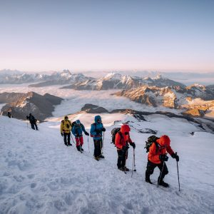 ExWeb Dispatches | Series 1: Elbrus