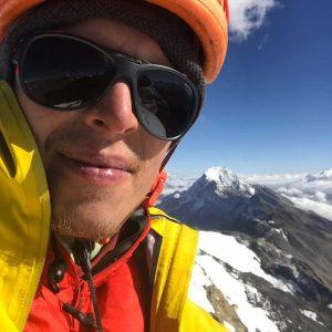 Jost Kobusch to Solo Everest in Winter