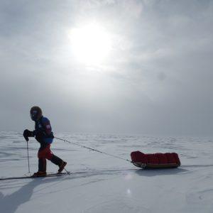 Antarctica Week Three: The Race is On