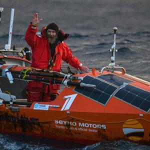 Top 10 Expeditions of 2019: #5: Rowing New Zealand-Chile