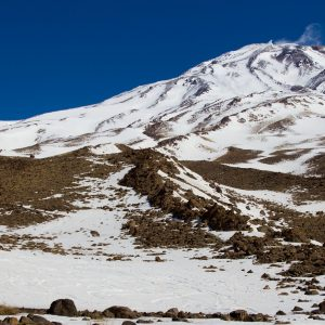 The Volcanic Seven Summits