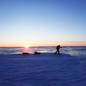 Yuki Sekiguchi: Three Months Solo Through Arctic Canada