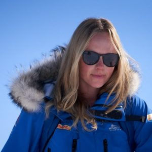 Jenny Davis Completes Solo South Pole Ski