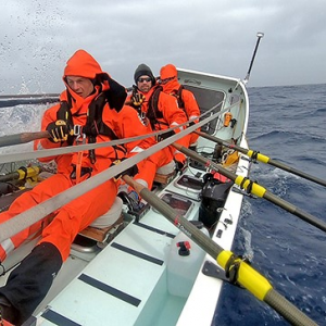Colin O'Brady, Reality TV and Rowing to Antarctica