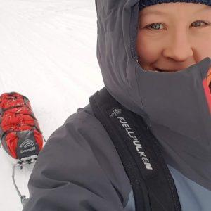 A 1,000km Ski Across Lapland