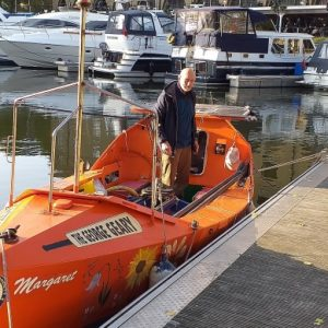 Will Graham Walters Become the Oldest Man to Row an Ocean Solo?