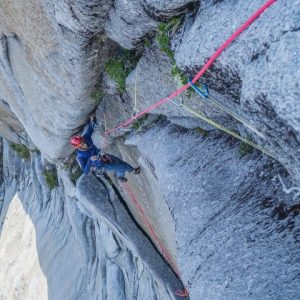 Three Back-to-Back Big Wall Ascents in Patagonia