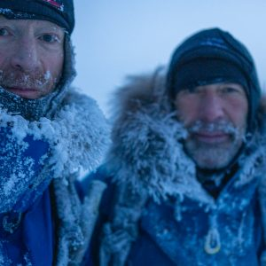 Exclusive: Borge Ousland on Crossing the Arctic Ocean in Winter