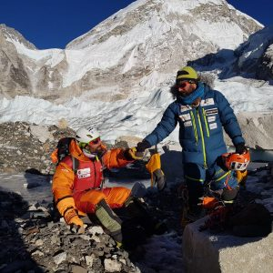 Broad Peak, Everest, K2: The Struggles Continue