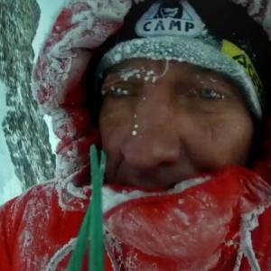 Urubko Back in Base Camp After Surviving Avalanche