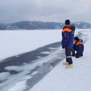Baikal Ice Update