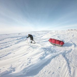 The Icarus Project: 3,000Km of Sledding, Then Climb Denali