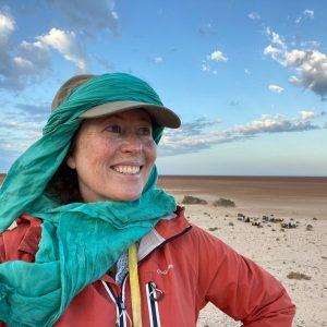 Alice Morrison: 2,000km Across the Sahara