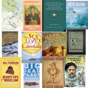 The 12 Funniest Exploration Books