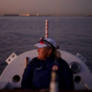 Angela Madsen to Solo Row the Pacific Ocean