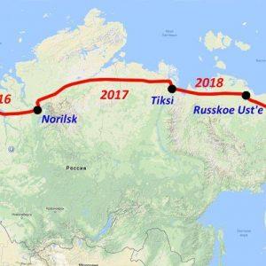 Transarctic Kiters Finish 6-Year Crossing of Siberia