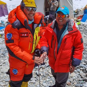 Everest Final Push: Summit Tomorrow?