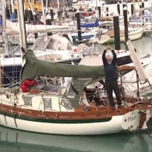 Out-of-Touch Sailor Lands in NZ to Discover the New COVID-19 World