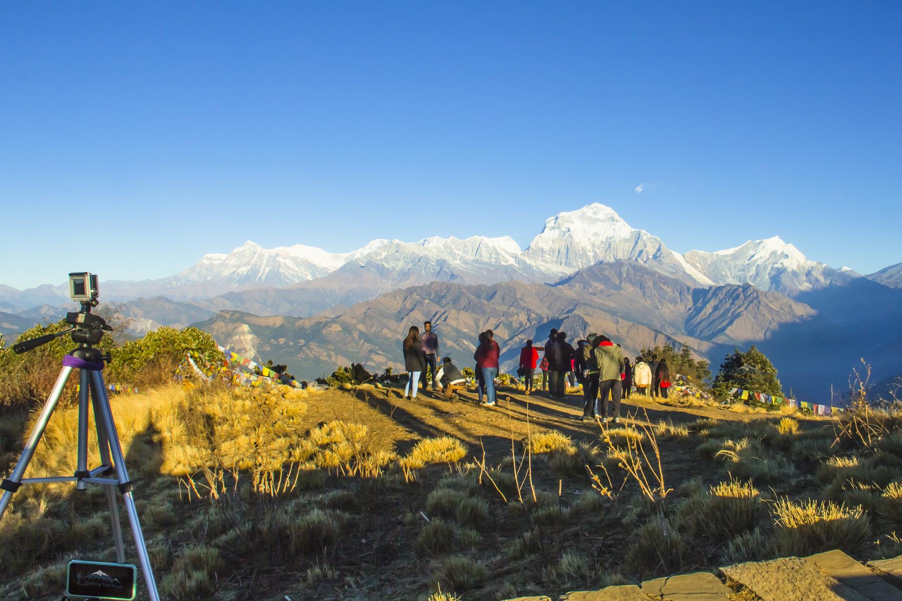 Mt. Dhaulagiri 7th Highest Mountain