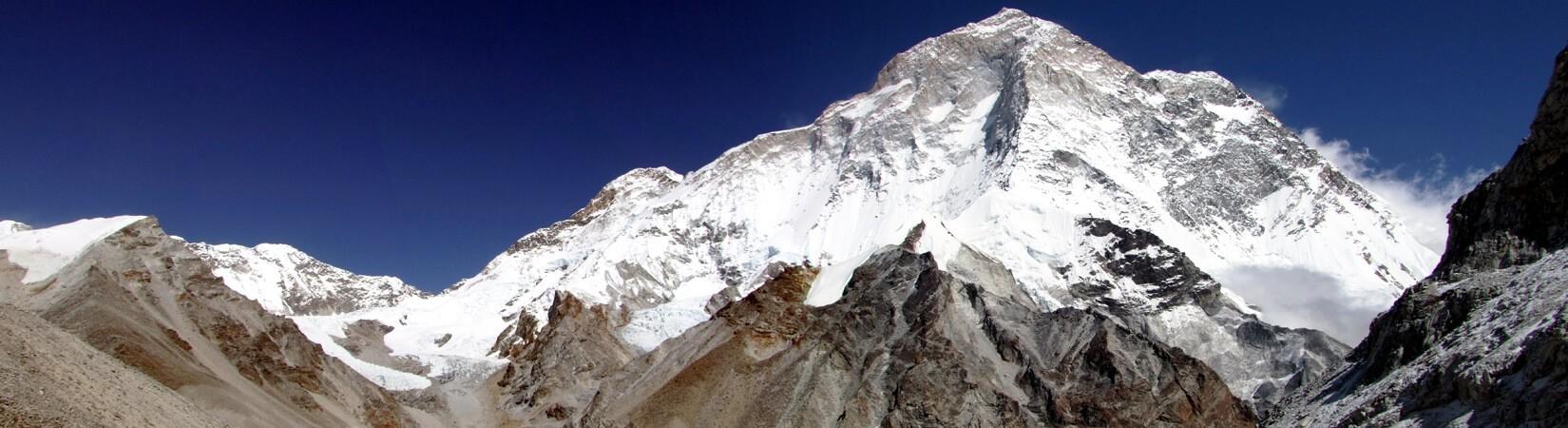 Mountain Makalu