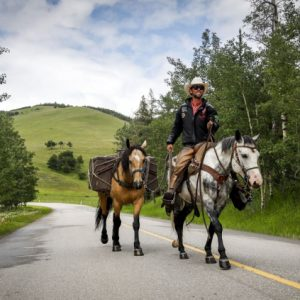 Brazilian Cowboy Finishes 8-Year Ride Across the Americas