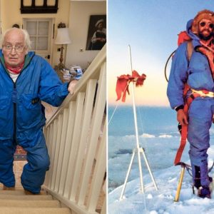 Doug Scott Recreates Everest Summit in What Might be his Final Climb