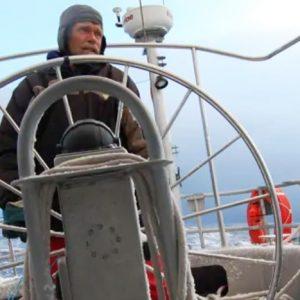 Northwest Passage Sailor Ignores Arctic COVID Restrictions