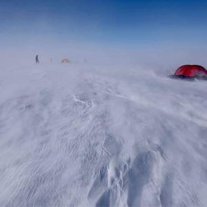 Storms, Deep Snow Hinder Greenland Expeditions