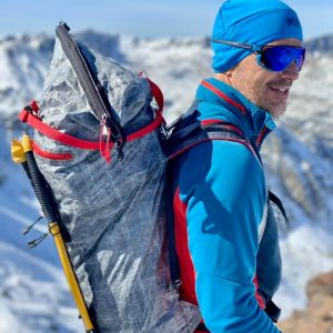 Updated: Sergi Mingote to Co-Lead Winter K2