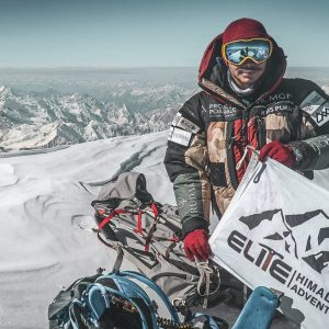 Breaking: Nirmal Purja to Attempt Winter K2